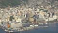 長崎市全景を俯瞰 稲佐山展望台からのパノラマ眺望 44328343