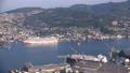 長崎市全景をパーン 稲佐山展望台からのパノラマ眺望 44328347