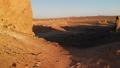 天然碱石峰岩层无人机鸟瞰图镜头 44342387