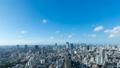 美麗的東京風景·延時·寬從澀谷到池袋·2018年10月·適合背景泛 44362977