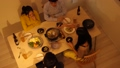 火锅派对在罐附近吃罐 44386584
