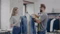 仕立て屋 裁縫 テーラーの動画 44413092