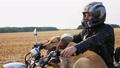 motorcycle, biker, dog 44414798