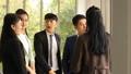 ビジネス ミーティング 会議の動画 44436657