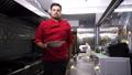 レストラン 飲食店 料理の動画 44447950