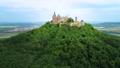 城堡 山峰 景色 44476516
