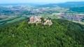 城堡 山峰 景色 44476521