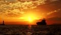 바다의 일몰 44502890