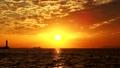 바다의 일몰 44502920