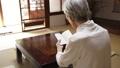 老房子老人婦女讀書 44578039