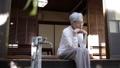 老式的房子老女人女性休息 44578319