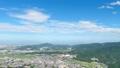 도시 풍경 후쿠오카시 미 산 전망대에서의 풍경 시간 경과 44612264