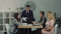 ビジネス オフィス ビジネスチームの動画 44726157