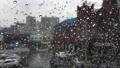 비 오는 날의 풍경, 유리창의 빗방울 44834333