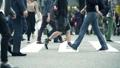 澀谷,爭奪交叉口,步行,腳,圖像,觀光,高速,超慢,人群,inba 44876952