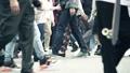 澀谷,爭奪交叉口,步行,腳,圖像,觀光,高速,超慢,人群,inba 44876959