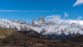 Timelapse video of Monte Fitz Roy in Argentina 44898383