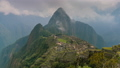 Timelapse video of Machu Picchu in Peru 44898384