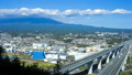 Mt.Fuji and Shin-Tomei Expressway ・ Timelapse ・ Pan Fuji and Shin-Tomei Expressway ・ Timelapse ・ Pan 44943768
