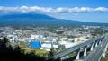 富士山和新东美高速公路,游戏中时光倒流,放大 44943771