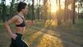 慢跑 女人 女性 45006356