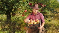 農業 農耕 農夫の動画 45020811
