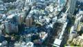 도쿄 거리 · 부감 · 저속 · 에비스 역 · 틸트 45023922