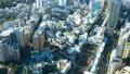 도쿄 거리 · 부감 · 저속 · 에비스 역 · 축소 45023925