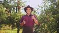 農夫 農家 農民の動画 45044075