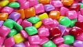 chewing gum of different colors. background of chewing gum 45068149