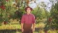 農業 農耕 農夫の動画 45073920