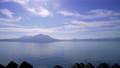秋の支笏湖-湖畔からの眺め-(フィクス撮影) 45082763