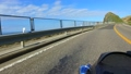 Try to drive the Sea of Japan seaside line with a sidecar 45115668