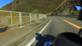 Try to drive the Sea of Japan seaside line with a sidecar 45115669
