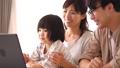 家族 子供 母親の動画 45158979