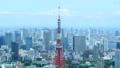 8K ·โตเกียว·ทิวทัศน์·มิถุนายน·ต้นฤดูร้อนเมฆและแสงแดดและแสงตะวันจาก 8K RAW กำลังขยายสูง 45205471