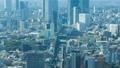 東京・渋谷・タイムラプス・六本木方面から望む・ズームアウト 45205902