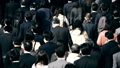 東京・通勤・スーパースローモーション・240fps・カラーグレーディング 45206517