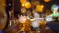 雨 夜のクルージング風景 神奈川県 45239790