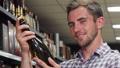 スーパーマーケット ワイン ショッピングの動画 45244485