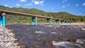 佐田沈下橋の風景 45277557
