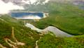 Aerial footage road in Norway. Beautiful Nature Norway. Troll Ladder 45310031