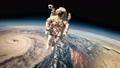 外面的 空间 宇航员 45372176