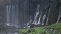 在Fujinomiya市拍攝Shiraito瀑布和瀑布的外國遊客 45414391