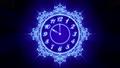 마법의 시계 45435495