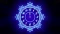 마법의 시계 45435497