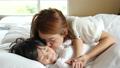 เตียง,หมอน,ครอบครัว 45462963
