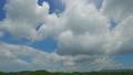 游戏中时光倒流蓝天和云流perming4K180903素材库 45489527