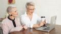 女性 女性達 仕事の動画 45520516