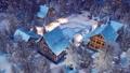 หมู่บ้าน,ฤดูหนาว,หน้าหนาว 45566602